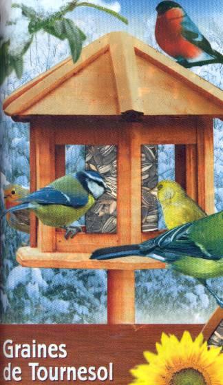 comment nourrir les oiseaux en hiver. Black Bedroom Furniture Sets. Home Design Ideas